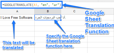 How to translate text into multiple languages at the same time