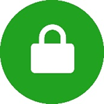 secure connection sign